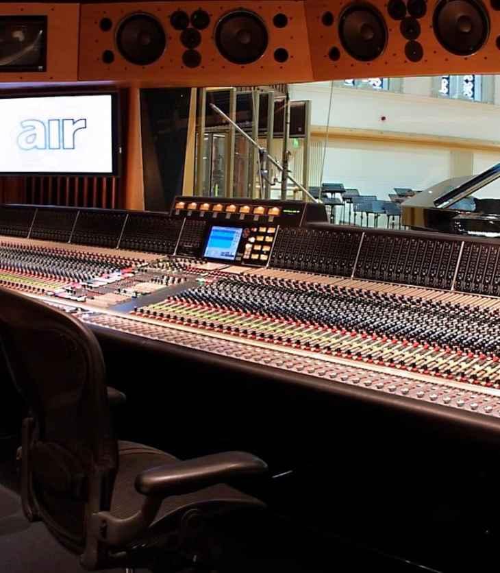 Foto: AIR Studios