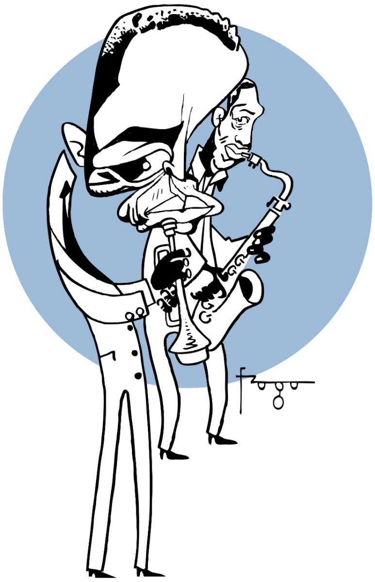 Músicos dos músicos