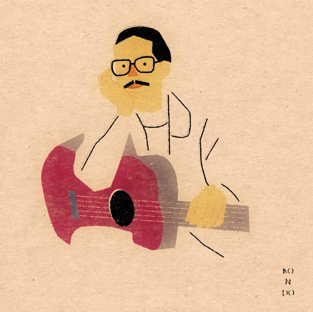 duoJazz | Mestre zen do violão
