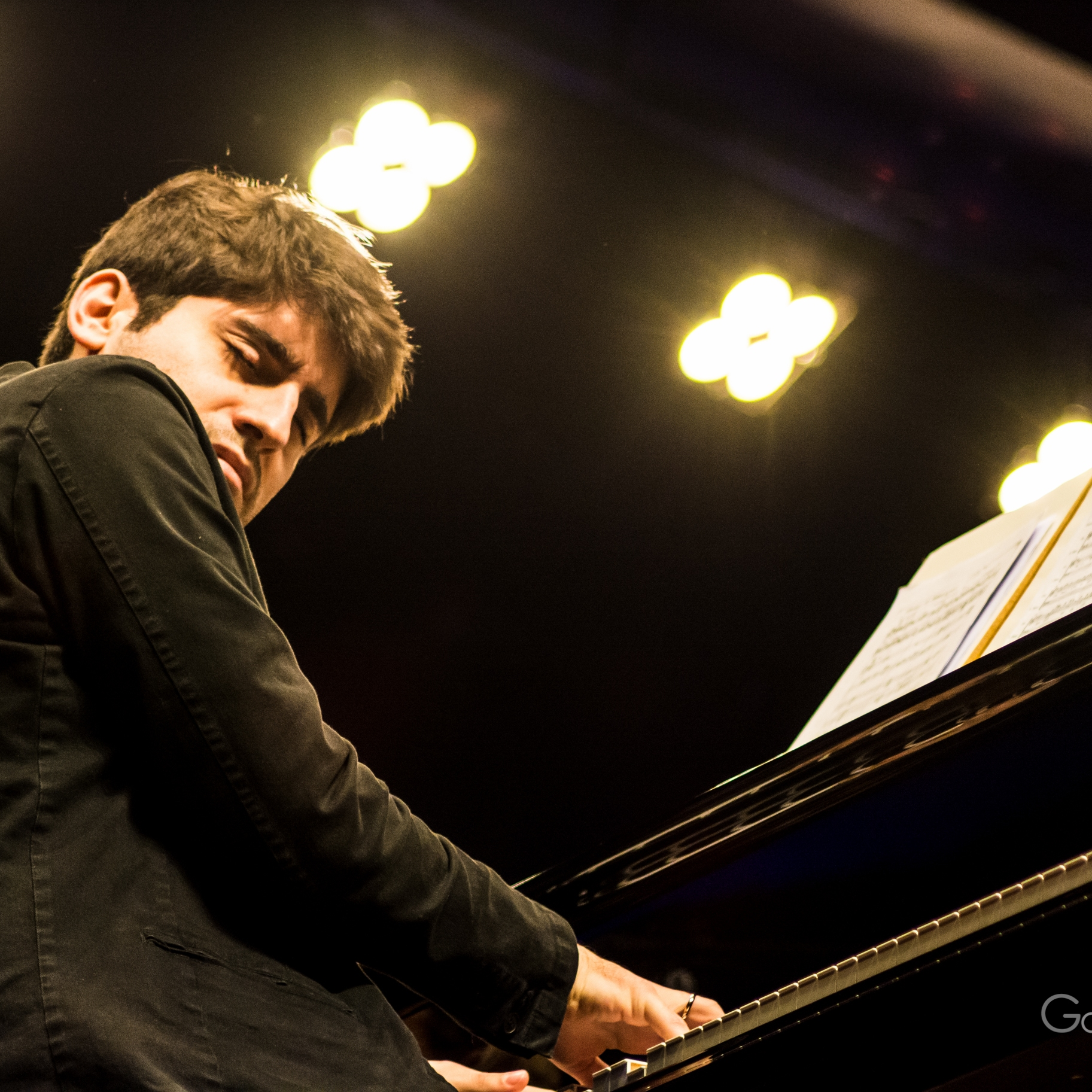 Cristian Sperandir (Foto: Gabriel Ferreira)