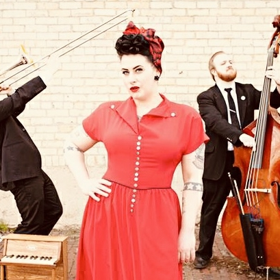Davina & The Vagabonds (Foto: Divulgação)