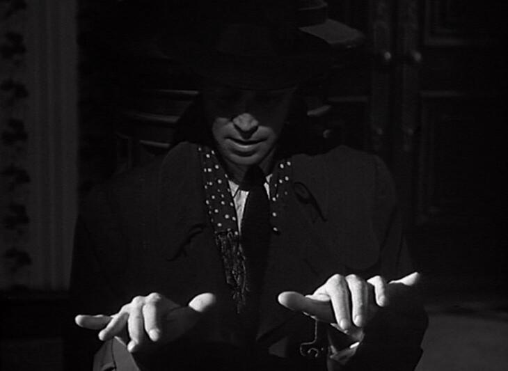 Reprodução do filme Phantom Lady